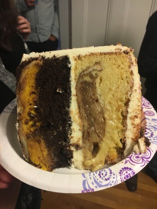 Cross section slice